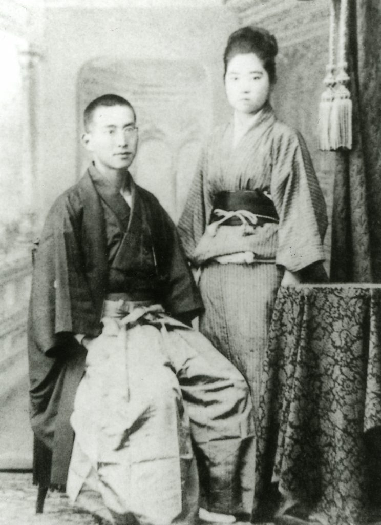 創業者 相馬愛蔵・黒光夫妻