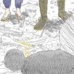 【連載⑥】戦争の記憶図書館-炭になった母親