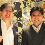 「人間の可能性」と「生臭さ」 マネックス松本大×アーティスト菅隆紀が語るアートとビジネス